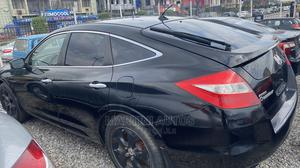 Honda Accord Crosstour 2010 Black | Cars for sale in Lagos State, Yaba