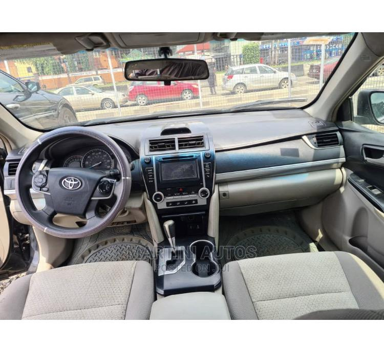 Toyota Camry 2014 Black | Cars for sale in Yaba, Lagos State, Nigeria