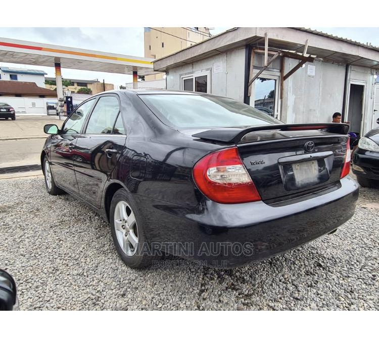 Toyota Camry 2003 Black   Cars for sale in Yaba, Lagos State, Nigeria