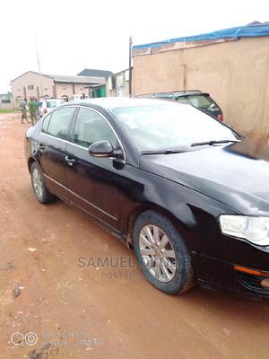 Volkswagen Passat 2008 2.0 Black | Cars for sale in Lagos State, Ojodu
