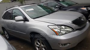 Lexus RX 2008 350 Silver   Cars for sale in Lagos State, Isolo