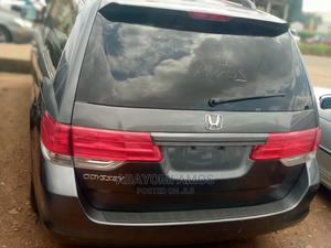 Honda Odyssey 2010 2.4 Absolute 2WD Blue | Cars for sale in Kwara State, Ilorin South