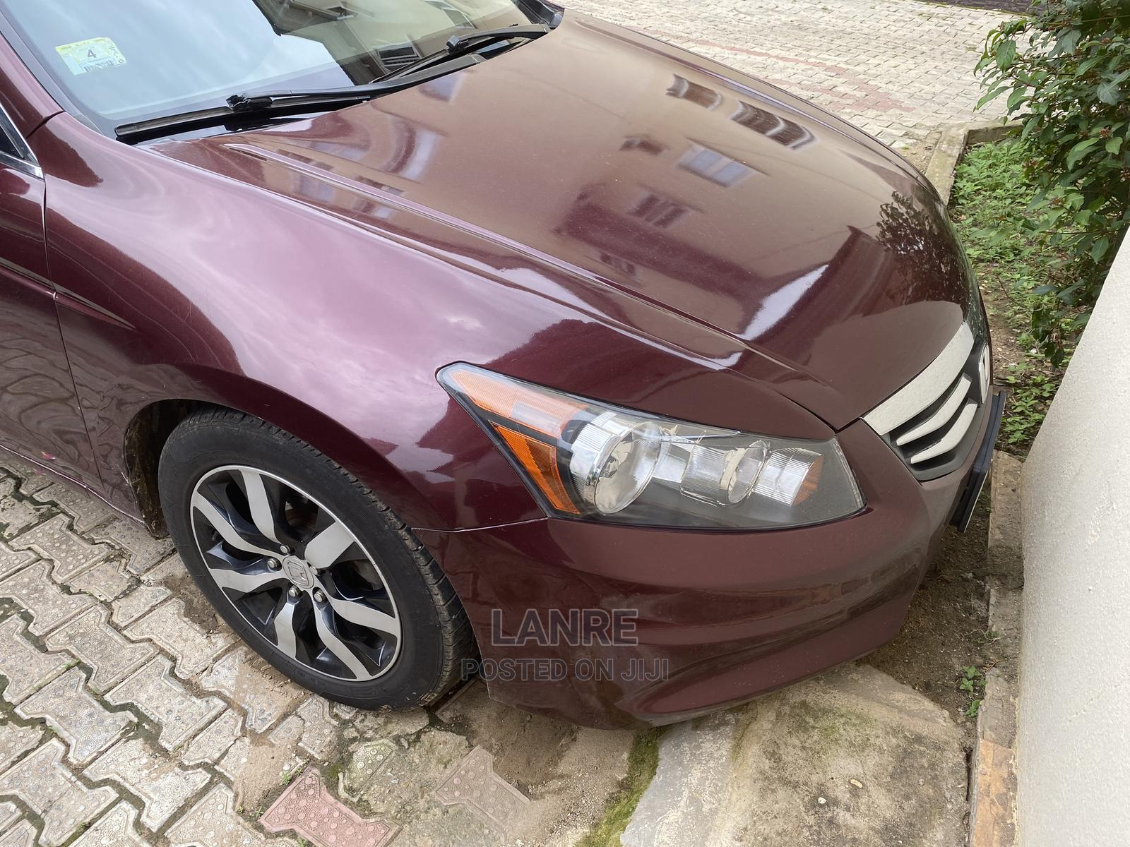 Archive: Honda Accord 2010 Red