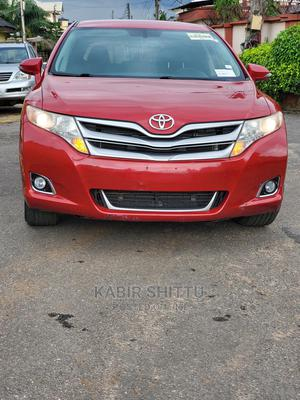 Toyota Venza 2014 Red | Cars for sale in Lagos State, Agboyi/Ketu