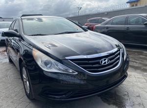 Hyundai Sonata 2012 Black   Cars for sale in Lagos State, Amuwo-Odofin