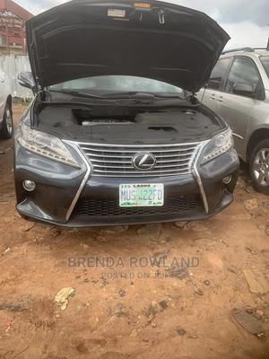 Lexus RX 2014 350 AWD Black | Cars for sale in Imo State, Owerri
