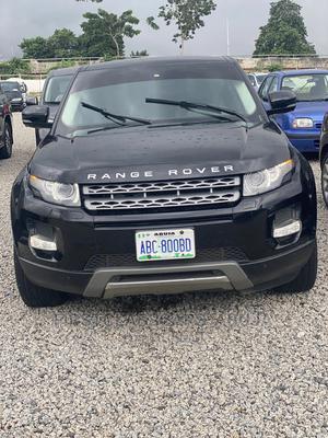 Land Rover Range Rover Evoque 2012 Dynamic Black | Cars for sale in Abuja (FCT) State, Garki 1