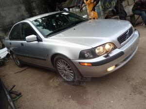 Volvo S40 2004 Silver   Cars for sale in Lagos State, Ikeja