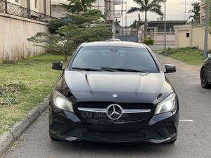 Mercedes-Benz CLA-Class 2014 Black | Cars for sale in Abuja (FCT) State, Asokoro