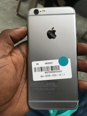 Apple iPhone 6s 32 GB Gray   Mobile Phones for sale in Lagos State, Ikeja