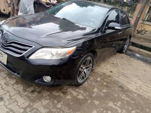 Toyota Camry 2007 Black   Cars for sale in Lagos State, Surulere