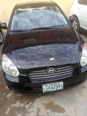 Hyundai Accent 2005 Black | Cars for sale in Lagos State, Ifako-Ijaiye