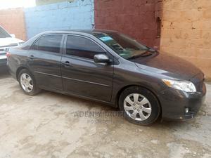 Toyota Corolla 2010 Gray   Cars for sale in Lagos State, Ifako-Ijaiye