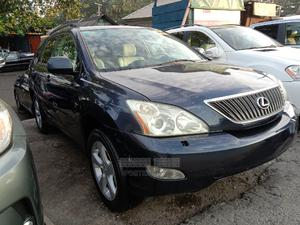 Lexus RX 2008 350 AWD Black   Cars for sale in Lagos State, Apapa