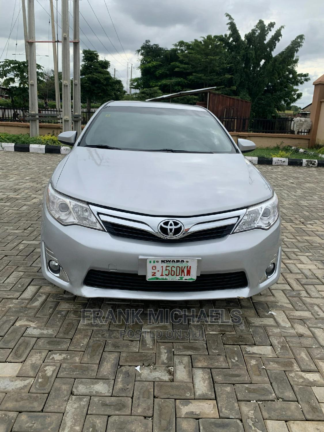 Archive: Toyota Camry 2013 Silver