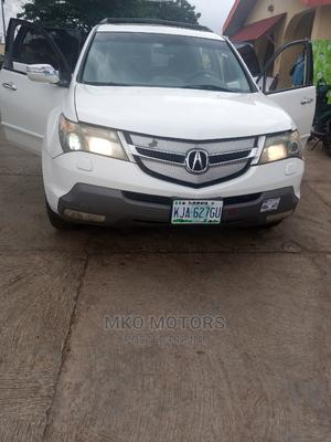 Acura MDX 2008 SUV 4dr AWD (3.7 6cyl 5A) White | Cars for sale in Oyo State, Akinyele