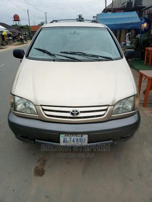 Toyota Sienna 2002 XLE Gold   Cars for sale in Rivers State, Oyigbo