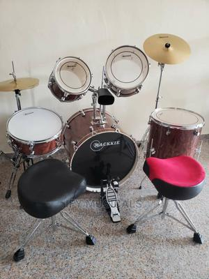 Mackkie Complete Drum Set | Musical Instruments & Gear for sale in Lagos State, Ojo