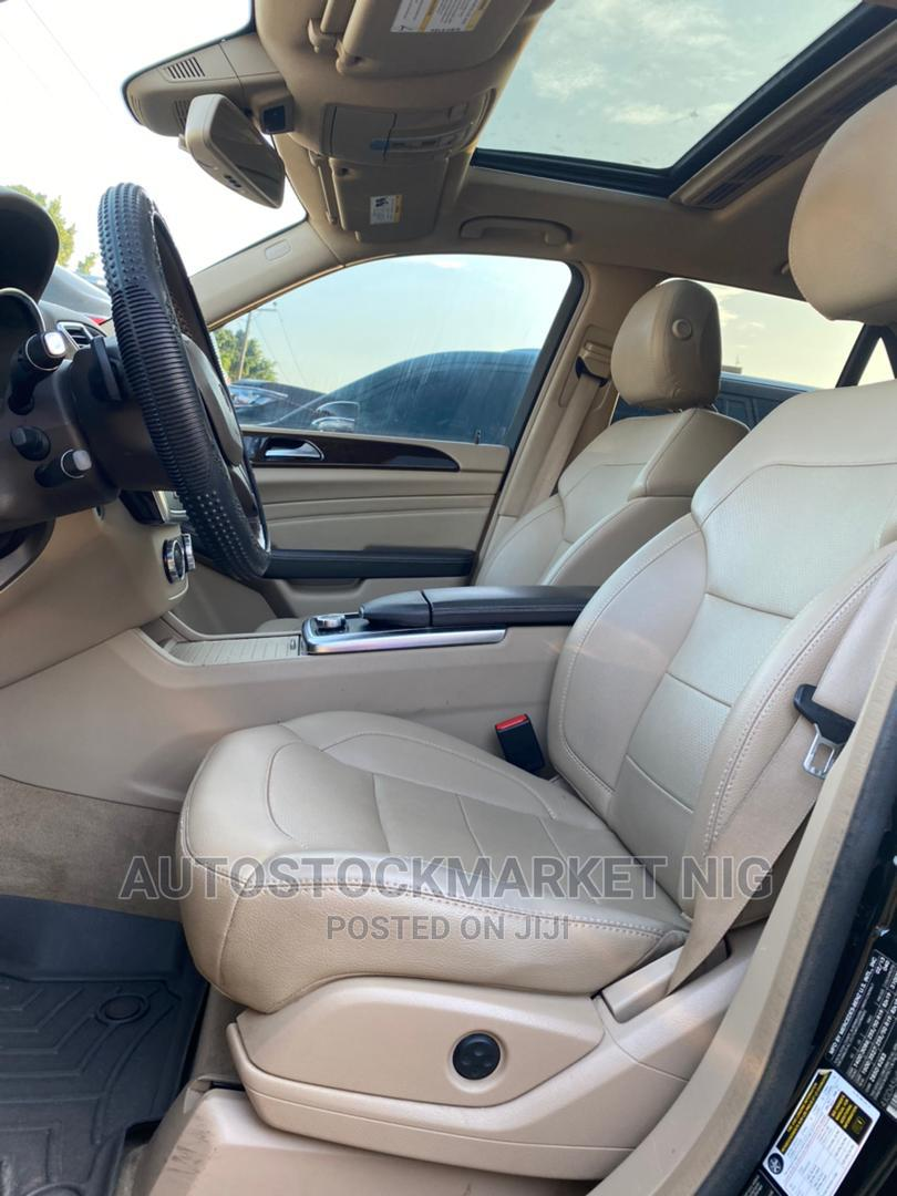 Mercedes-Benz M Class 2014 Black | Cars for sale in Central Business District, Abuja (FCT) State, Nigeria