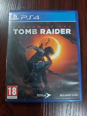 PS4 Shadow of the Tomb Raider   Video Games for sale in Enugu State, Enugu