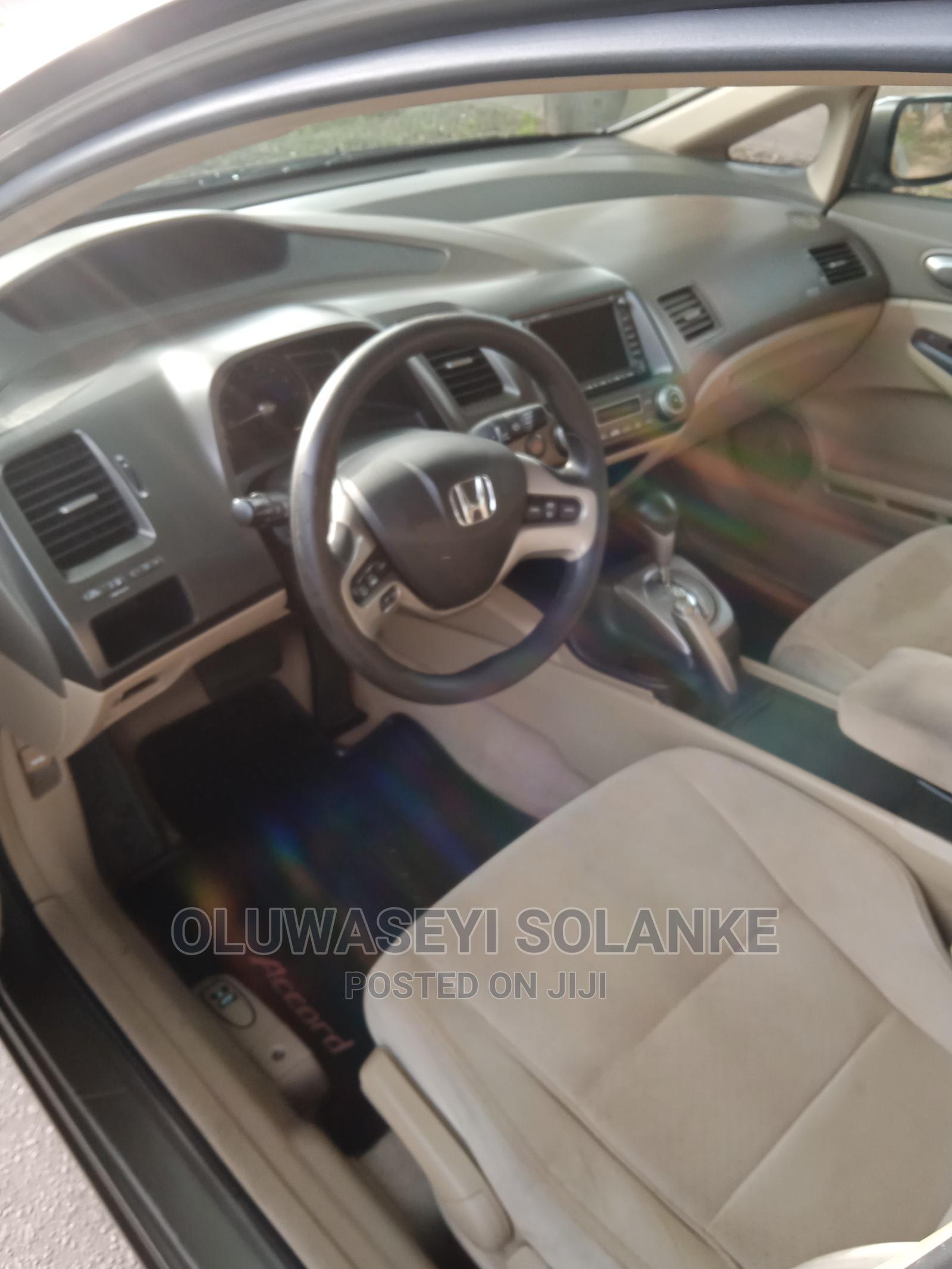 Archive: Honda Civic 2007 1.8 Coupe LX Automatic Gray