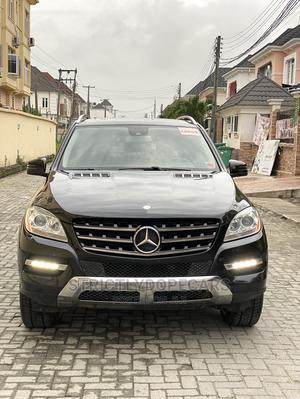 Mercedes-Benz M Class 2013 Black | Cars for sale in Lagos State, Lekki