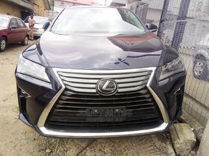 Lexus RX 2019 Blue   Cars for sale in Lagos State, Ikeja