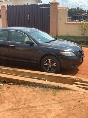 Toyota Camry 2007 Black   Cars for sale in Ogun State, Abeokuta South
