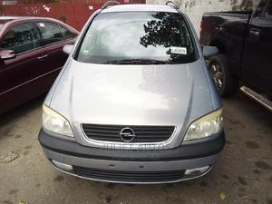 Opel Zafira 2004 Silver   Cars for sale in Lagos State, Ikeja