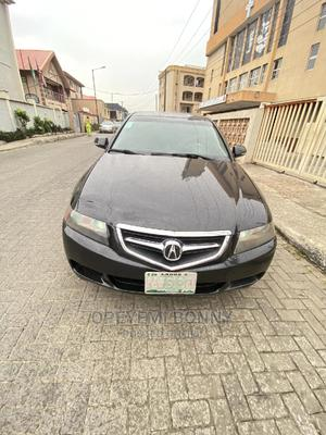 Acura TSX 2006 Base Black | Cars for sale in Lagos State, Surulere