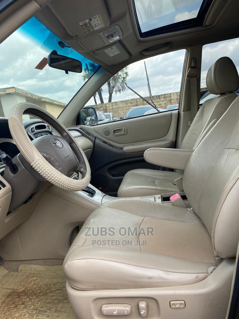 Toyota Highlander 2004 Limited V6 FWD Green | Cars for sale in Kaduna / Kaduna State, Kaduna State, Nigeria