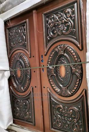5ft Copper Security Turkey Door   Doors for sale in Lagos State, Orile