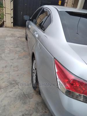 Honda Accord 2008 2.4 EX Automatic Silver | Cars for sale in Oyo State, Oyo