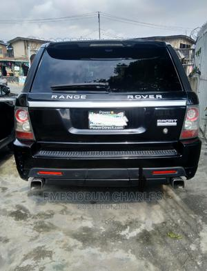 Rover Land 2010 Black | Cars for sale in Lagos State, Amuwo-Odofin