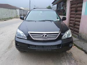 Lexus RX 2006 400h Black | Cars for sale in Rivers State, Port-Harcourt