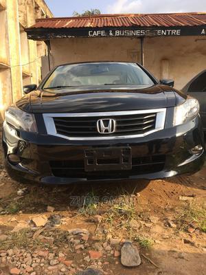 Honda Accord 2009 2.4 EX Black | Cars for sale in Kaduna State, Kaduna / Kaduna State