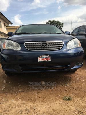 Toyota Corolla 2004 LE Blue | Cars for sale in Kaduna State, Kaduna / Kaduna State