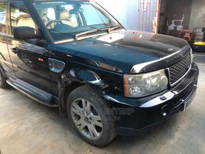 Land Rover Range Rover Sport 2008 Black | Cars for sale in Lagos State, Surulere