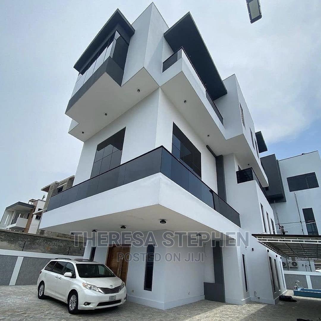 Furnished 5bdrm Duplex in Banana Island, Ikoyi for Sale