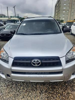 Toyota RAV4 2010 2.5 4x4 Silver | Cars for sale in Abuja (FCT) State, Central Business District