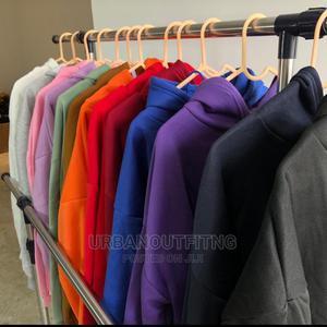 Plain Big Hoodie | Clothing for sale in Lagos State, Ojodu