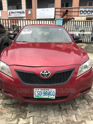 Toyota Camry 2008 Red | Cars for sale in Lagos State, Ajah