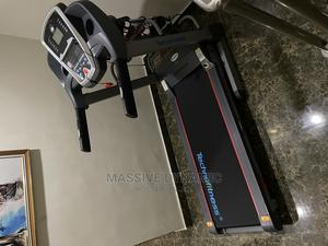 2.5hp Treadmil With Massager, MP3, Bluetooth, Twister Etc | Sports Equipment for sale in Lagos State, Ajah