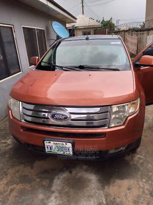 Ford Edge 2008 Orange | Cars for sale in Akwa Ibom State, Uyo