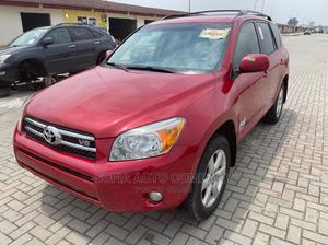 Toyota RAV4 2008 Limited V6 Red | Cars for sale in Lagos State, Ikeja