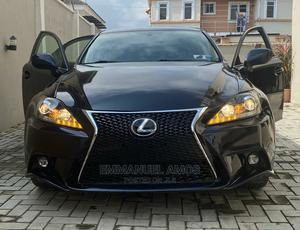Lexus IS 2007 250 Blue   Cars for sale in Lagos State, Ajah