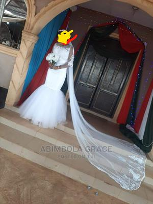 Wedding Gown and Veil | Wedding Wear & Accessories for sale in Lagos State, Gbagada