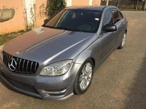Mercedes-Benz C300 2009 Gray | Cars for sale in Abuja (FCT) State, Apo District