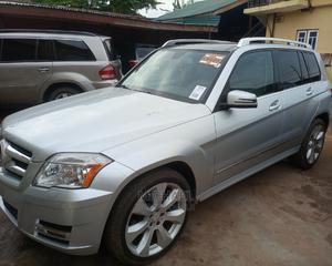Mercedes-Benz GLK-Class 2010 350 4MATIC Silver | Cars for sale in Ogun State, Abeokuta South