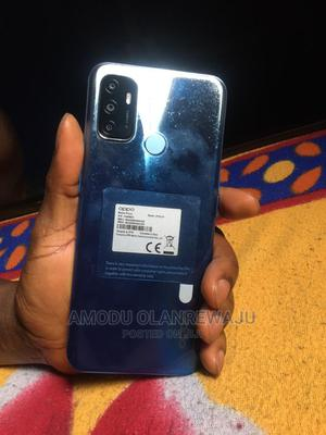 Oppo A53 64 GB Blue | Mobile Phones for sale in Lagos State, Alimosho